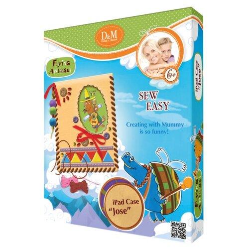 Купить D&M Шьем просто Чехол для планшета Летающие Звери Хосе (57037), Наборы для шитья