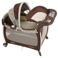 Манеж-кровать Graco Pack 'n Play Silhouette