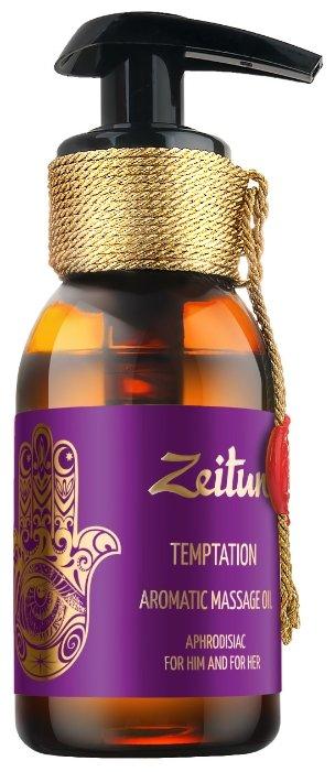Масло для тела Zeitun ароматическое массажное Страсть иланг-иланг, нероли, пачули