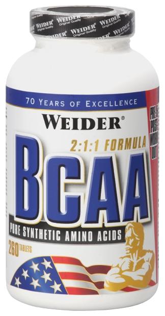 BCAA Weider BCAA (260 таблеток)
