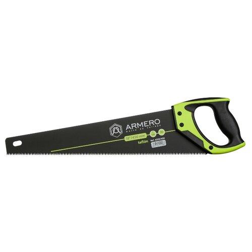 Ножовка по дереву Armero A533/450 450 мм ножовка по дереву armero a531 450 450 мм