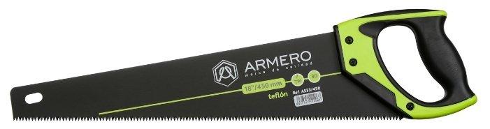 Ножовка по дереву Armero A533/450 450 мм