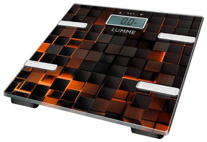 Весы Lumme LU-1331 BK