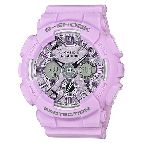Наручные часы CASIO GMA-S120DP-6A наручные часы casio gma s140nc 5a1