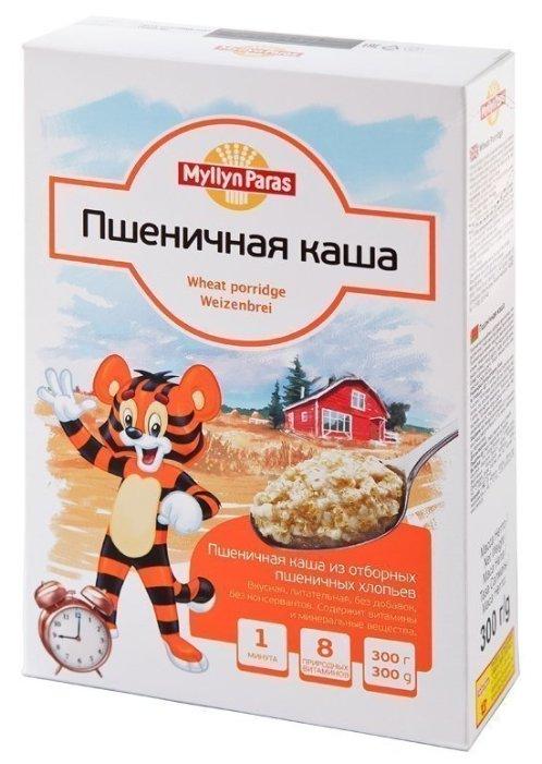 Каша Myllyn Paras безмолочная Пшеничная с 3 лет 300 г 1 шт
