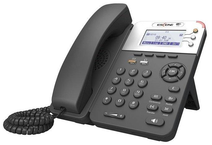 VoIP-телефон Escene ES282-PGv4
