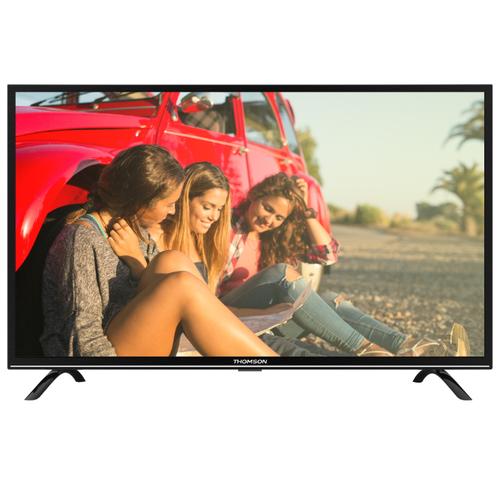 Телевизор Thomson T43FSE1170 42.5 (2018) черный/серебристый телевизор thomson t32rtl5140 черный