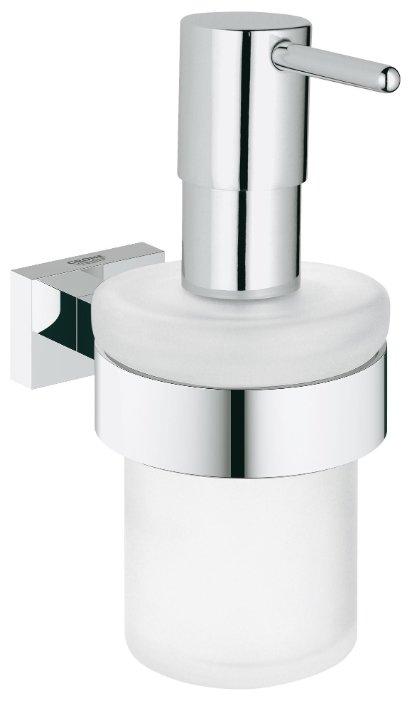 Дозатор Grohe Essentials Cube 40756001