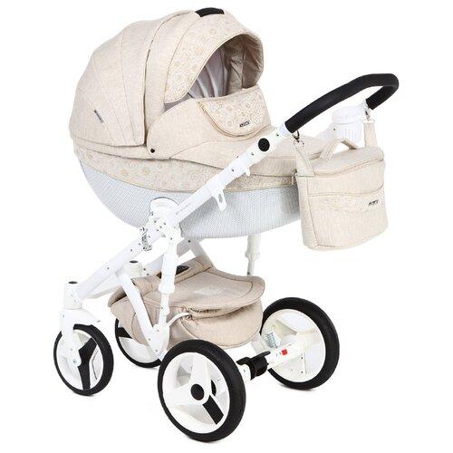 Купить Универсальная коляска Adamex Monte Carbon (2 в 1) D40, Коляски