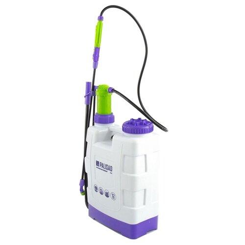 Опрыскиватель PALISAD 64784 12 л белый/фиолетовый palisad 65840