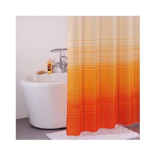 Штора для ванной IDDIS 300P20RI11 200x200 оранжевый