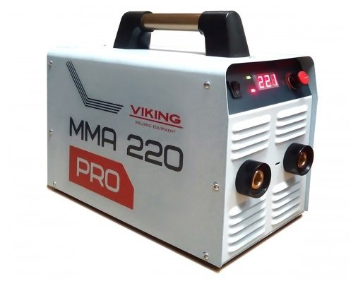 Сварочный аппарат VIKING MMA 220 PRO