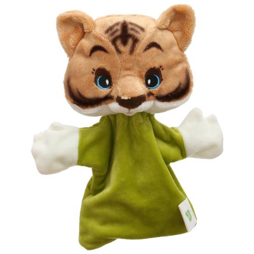 Plush Apple Кукла на руку Тигрёнок Мур 23 см (GT9178) зеленый/коричневый