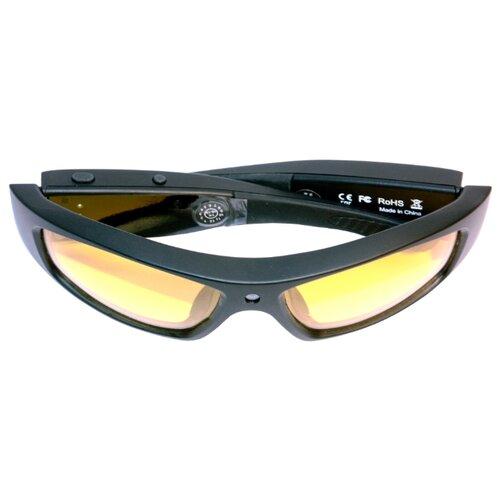Экшн-камера X-TRY XTG102 HD Sun Yellow черный