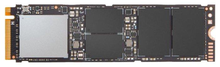 Твердотельный накопитель Intel SSDPEKKW128G801