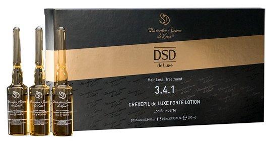 Divination Simone DeLuxe 3.4.1 HAIR LOSS TREATMENTS Лосьон для кожи головы Крексепил де Люкс форте