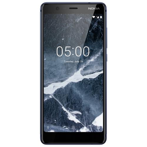 Смартфон Nokia 5.1 16GB индигоМобильные телефоны<br>