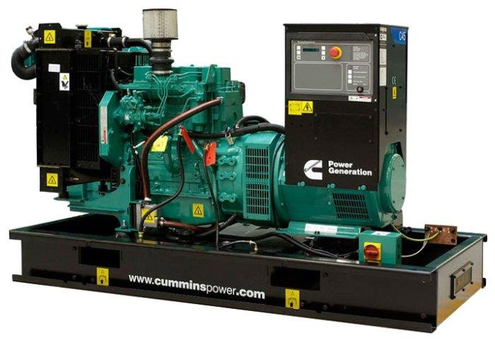 Дизельный генератор Cummins C44 D5 (32000 Вт)