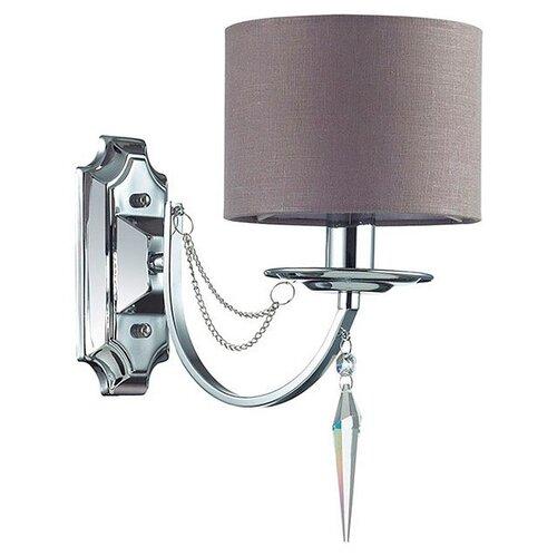 Настенный светильник Odeon light Ofelia 3210/1W, 40 Вт бра odeon 3210 1w