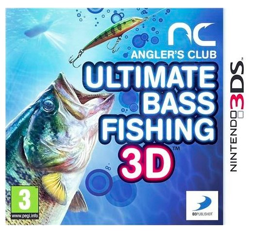 Angler\'s Club: Ultimate Bass Fishing 3D