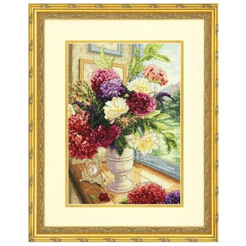 Купить Dimensions Набор для вышивания крестиком Summer Bouquet 25, 4 х 35, 5 см (35328), Наборы для вышивания