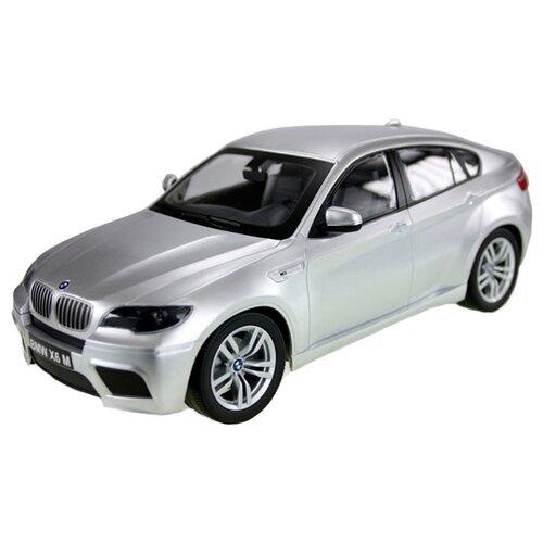 Легковой автомобиль MJX BMW X6M (MJX-8541A/B) 1:14 31.5 см серебристый