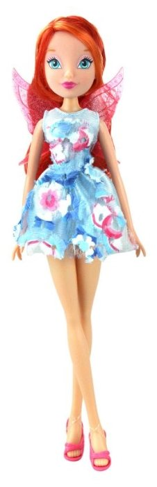 Кукла Winx Club Магическое сияние Блум, 28 см, IW01561801