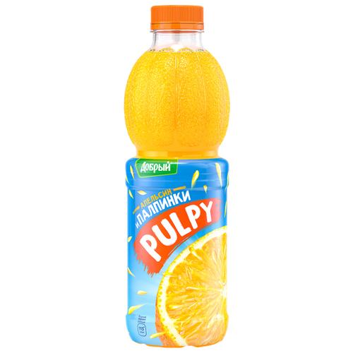 Напиток сокосодержащий Pulpy Апельсин, 0.9 лСоки, нектары, морсы<br>