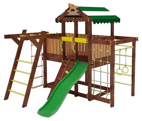 Спортивно-игровой комплекс Савушка Савушка Baby Play 8