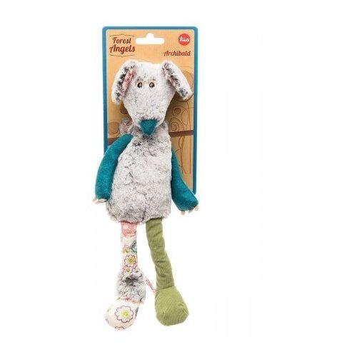 Купить Мягкая игрушка Trudi Мышь Арчибальд 33 см, Мягкие игрушки