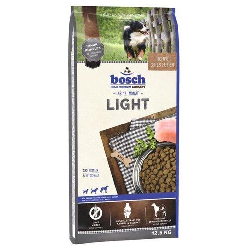 Сухой корм для собак Bosch Light 12.5 кг