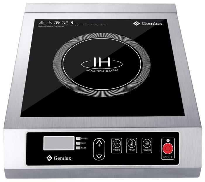 Электрическая плита Gemlux GL-IC3510PB — купить и выбрать из более, чем 5 предложений по выгодной цене на Яндекс.Маркете