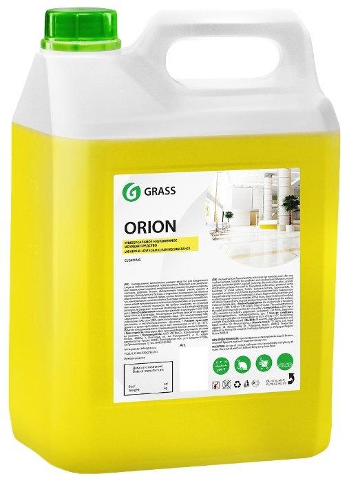 Купить GraSS Универсальное моющее средство Orion 5 кг по низкой цене с доставкой из Яндекс.Маркета (бывший Беру)