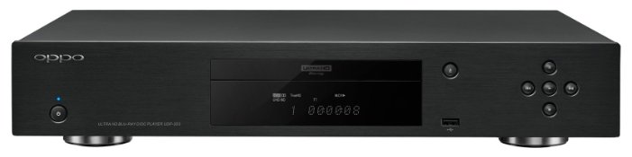 OPPO Ultra HD Blu-ray-плеер OPPO UDP-203 Audiophile Mod