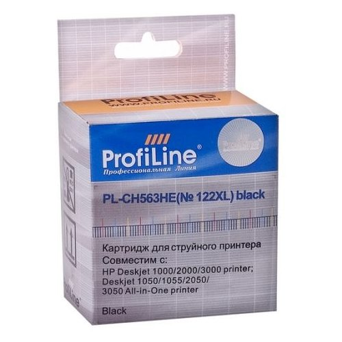Фото - Картридж ProfiLine PL-CH563HE-Bk, совместимый картридж profiline pl cf310a bk