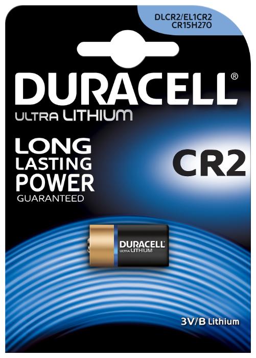 Батарейка Duracell Ultra CR2