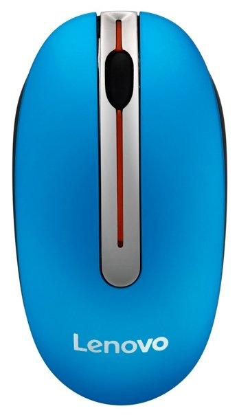Мышь Lenovo N3903 GX30N72249 Blue USB