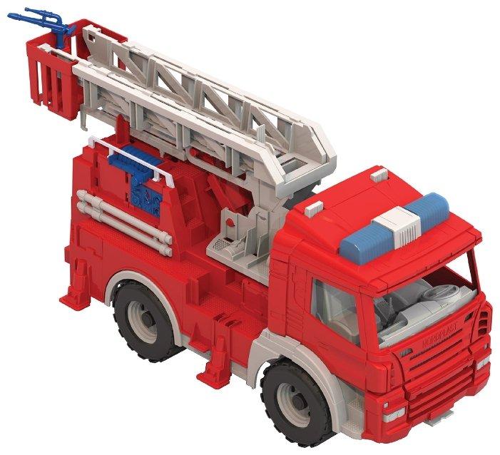 Пожарный автомобиль Нордпласт Спецтехника пожарная (203) 50 см