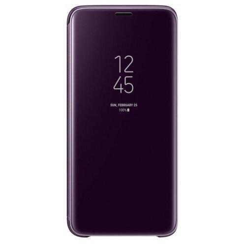 Купить Чехол Samsung EF-ZG960 для Samsung Galaxy S9 фиолетовый
