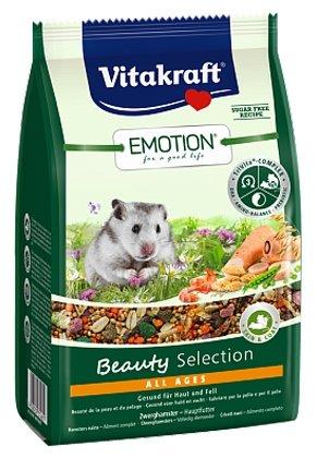 Корм для карликовых хомяков Vitakraft Emotion Beauty Selection