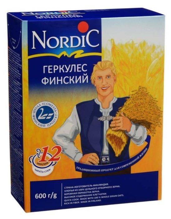 Геркулес NORDIC (Нордик) финский, 600 гр.