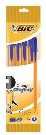 BIC Набор шариковых ручек Orange Original, 0.3 мм (8308521)