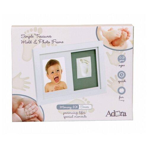 Купить ADORA Memory Kit - Набор для изготовления слепка №1 (NP008), Гипс