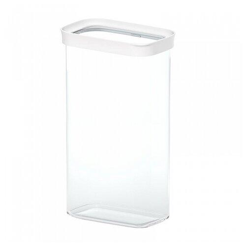 EMSA Контейнер OPTIMA 515007 белый/прозрачный emsa контейнер optima 513555 белый прозрачный