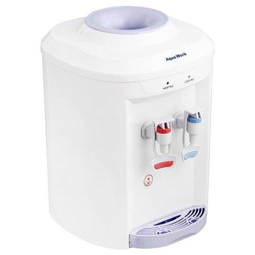 Настольный кулер Aqua Work 721 T белый