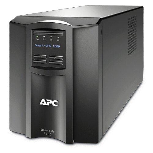 Интерактивный ИБП APC by Schneider Electric Smart-UPS SMT1500I