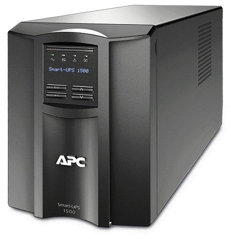 Источники бесперебойного питания APC by Schneider Electric Smart-UPS SMT1500I
