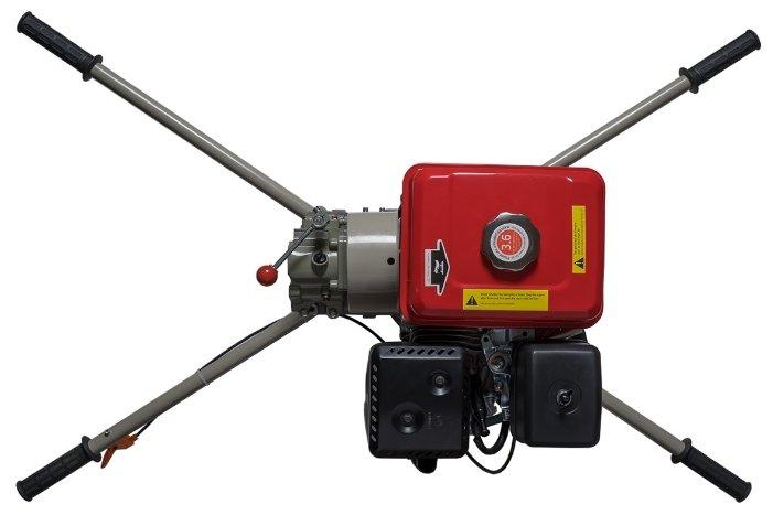 Мотобур ADA instruments Ground Drill 14 Reverse 8 л.с.