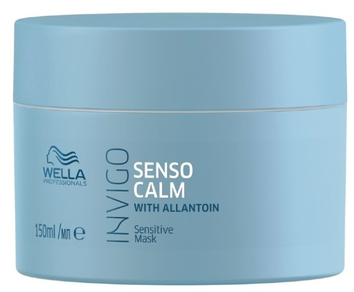 Wella Professionals INVIGO BALANCE Маска для чувствительной кожи головы Senso Calm