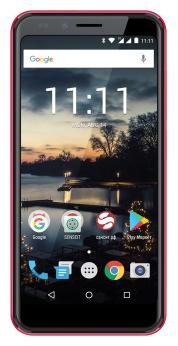 SENSEIT Смартфон SENSEIT C155